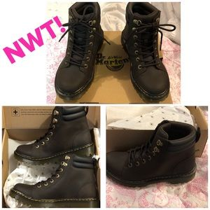 NEW WITH TAGS IN BOX! DR MARTENS FAORA BOOTS